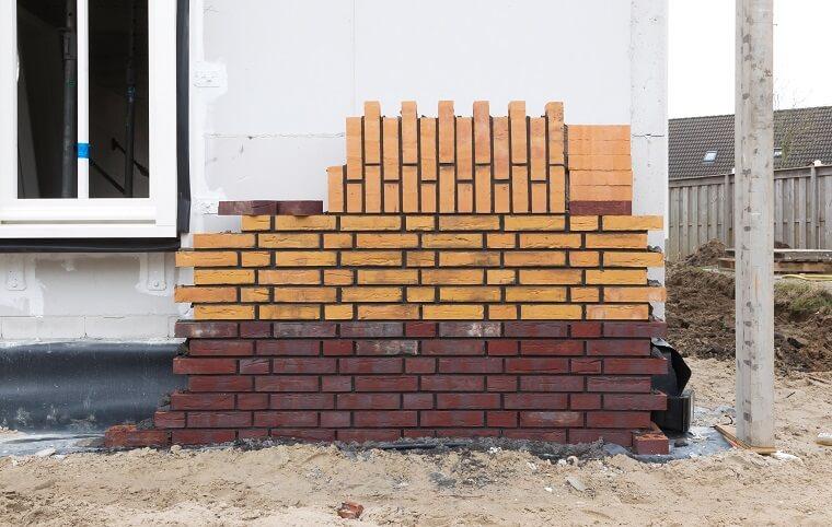 Kozijnen plaatsen metselen muur
