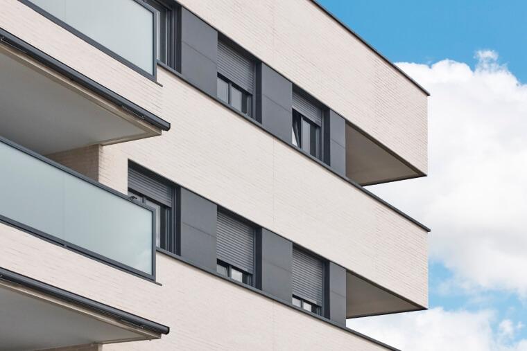 Rolluiken appartement